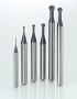 SMART MIRACLE End Mill Series Expansion: VQ4WB A Multi-functional Lollipop End Mill for Difficult-to-Cut Materials