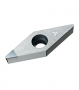 New addition of MD220 grade VCGW type PCD turning insert for non-ferrous metals turning